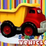 Quebra-cabeça dos brinquedos de verão